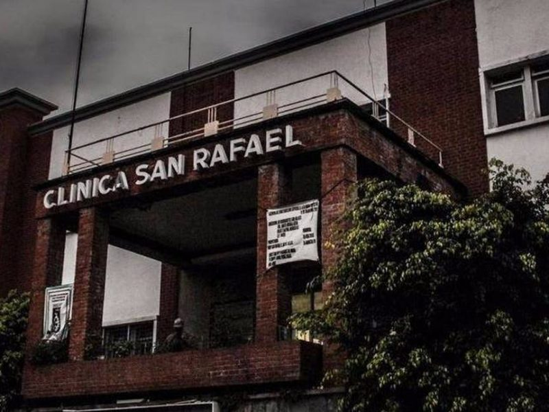 La verdadera historia del Psiquiátrico San Rafael