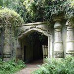 Lugares embrujados - Cementerio de Highgate