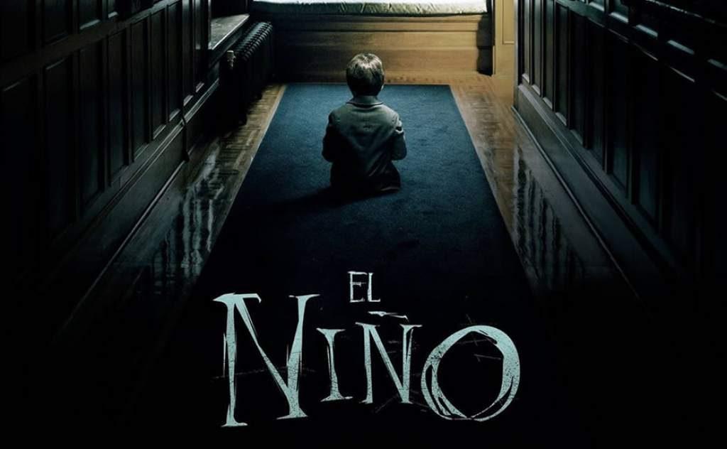 película de terror el niño