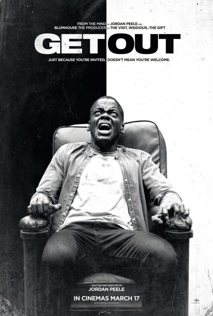 Pelicula de suspenso - get out