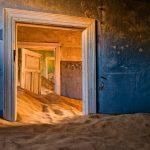 Lugares embrujados - Kolmanskop