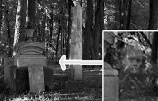Espiritu Cementerio