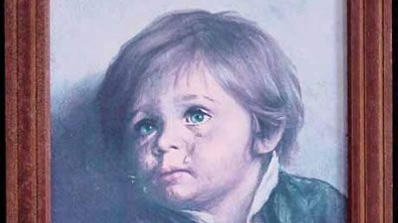 los niños llorones