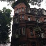 La casa de las brujas fachada