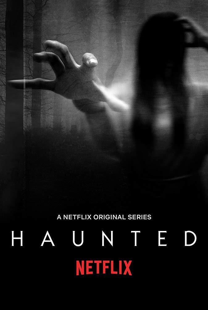 Lo que vi - Serie de terror de Netflix