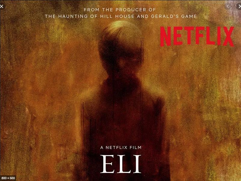 Peliculas de Terror de Netflix - Eli