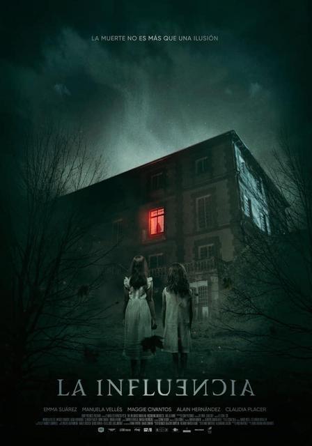 mejores películas de terror de netflix - la influencia