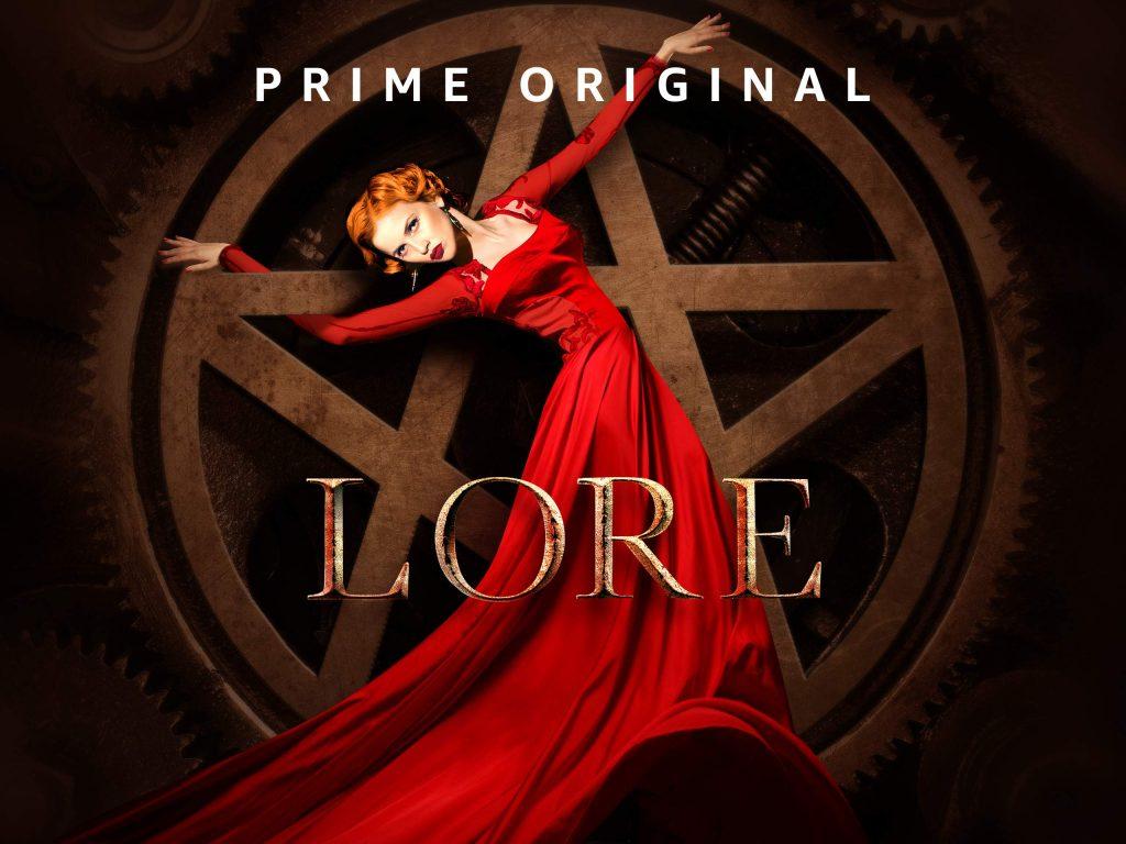 Las mejores series de Amazon - Lore
