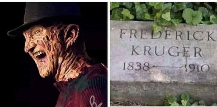 Freddy Kruger  Existió
