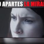 No apartes la mirada - video terror