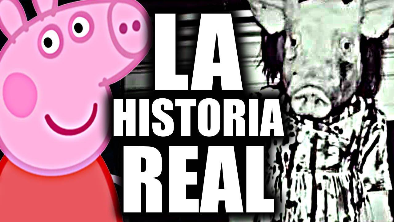 La verdadera historia de terror detrás de Peppa Pig