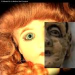 la muñeca que envejeció close up