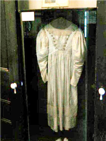 el vestido de annie baker