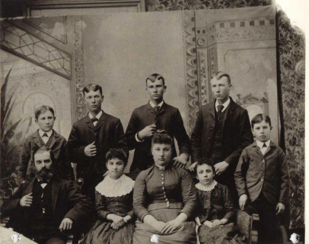 familia de madame lalaurie