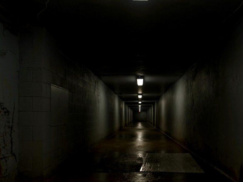 Actividad paranormal en una morgue