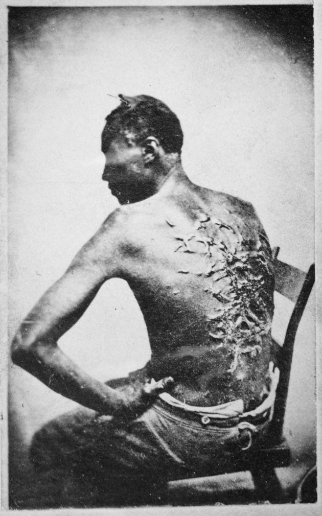 esclavo maltratado madame