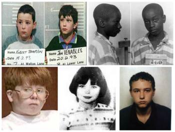 12 niños asesinos más sanguinarios